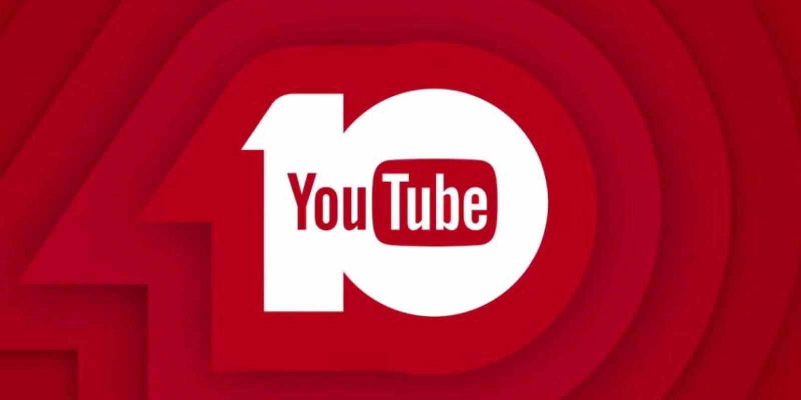 El video que la red presentó por su décimo aniversario. Foto:YouTube