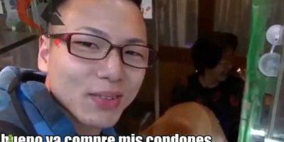 Aparte del joven japonés, se hizo un video en inglés. Foto:vía Twitter