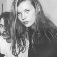 Kate Moss era el ícono grunge de los años 90. Foto:vía Getty Images
