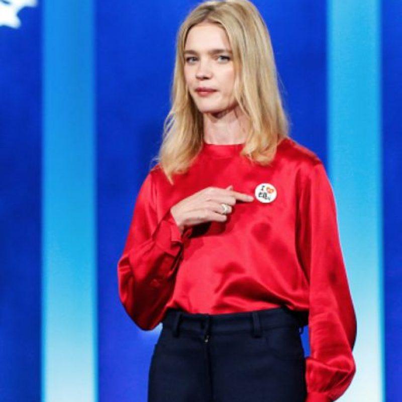 Y emprendedora. Foto:vía Getty Images