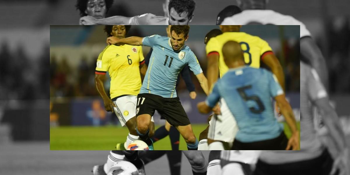 Uruguay, todo un dolor de cabeza para Colombia