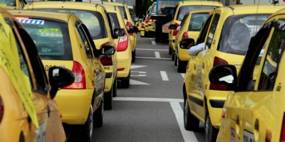 Cinco cosas que puede hacer cuando un taxista le presta mal servicio Foto:Archivo Publimetro