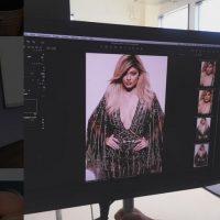 Los lectores tendrán la oportunidad de elegir el look ganador. Foto:Instagram/KylieJenner