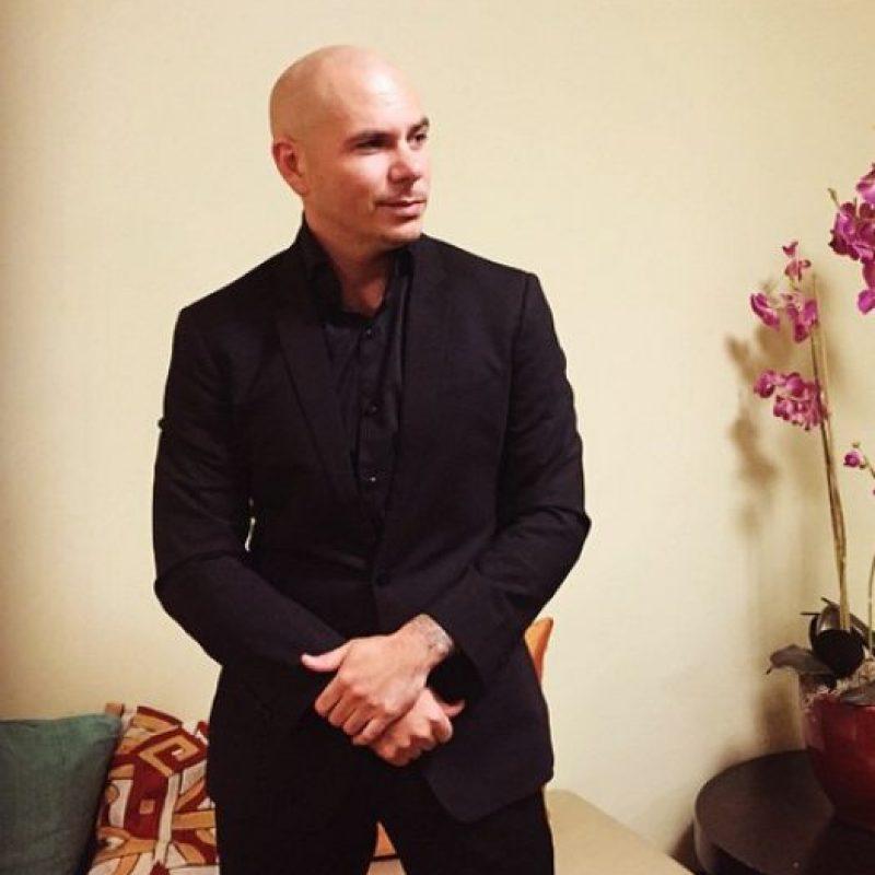 Foto:Instagram Pitbull