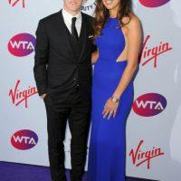 La tenista sale desde 2014 con el futbolista alemán Bastian Schweinsteiger. Foto:Getty Images