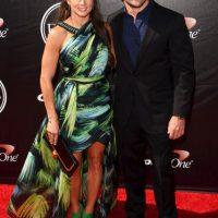 La piloto de NASCAR es novia del también piloto Ricky Stenhouse desde 2013. Foto:Getty Images