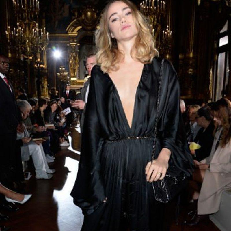 O a Raquel Welch, no a una ícono normcore como Suki Waterhouse. Foto:vía Getty Images