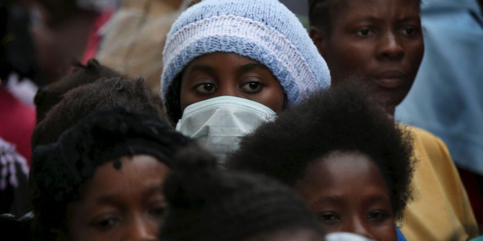 Liberia, Sierra Leona y Guinea fueron los países más afectados. Foto:Getty Images