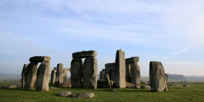 Stonehenge original, en la Tierra Foto: Getty Images