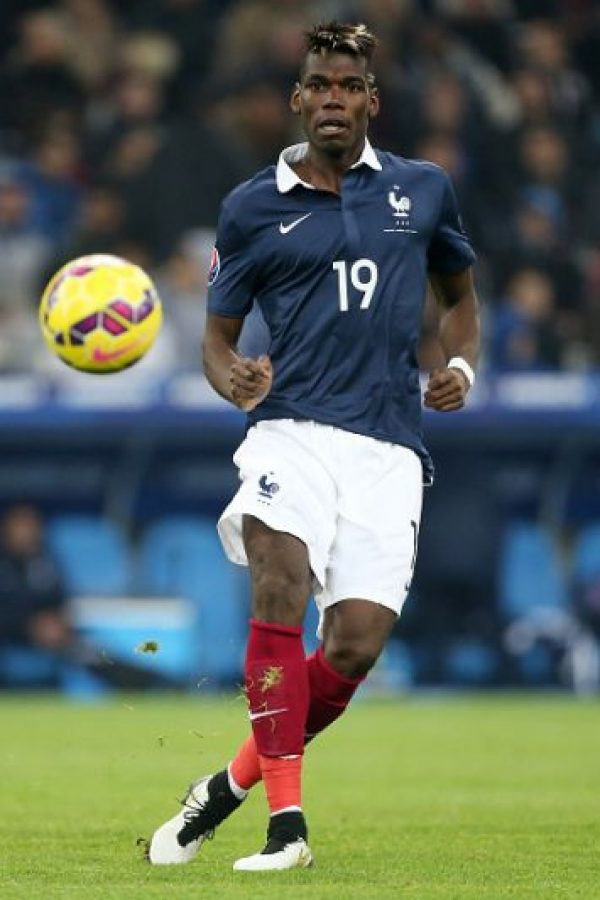 7. Paul Pogba (Francia) Foto:Getty Images