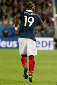 Durante los entrenamientos de la Selección de Francia sufrió un esguince en el tobillo derecho y sólo necesitará siete días para recuperarse. Foto:Getty Images
