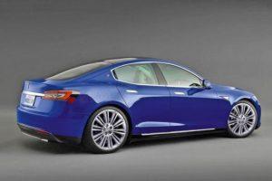 Diseña, fabrica y vende coches eléctricos. Foto:Tesla Motors