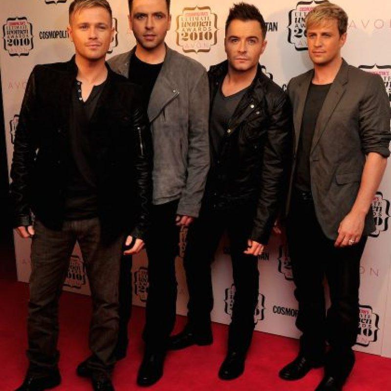 La agrupación fue creada por Simon Cowell, creador de One Direction Foto:Getty Images