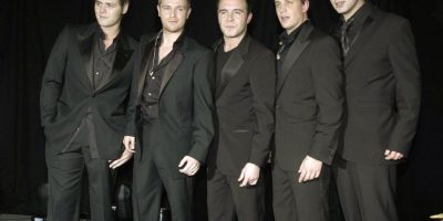 Westlife fue una banda irlandesa de estilo pop. Foto: Getty Images