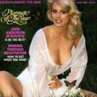 """Dorothy Stratten fue """"Playmate"""" en 1979 y su marido la mató brutalmente en un ataque de celos. Foto:vía Playboy"""