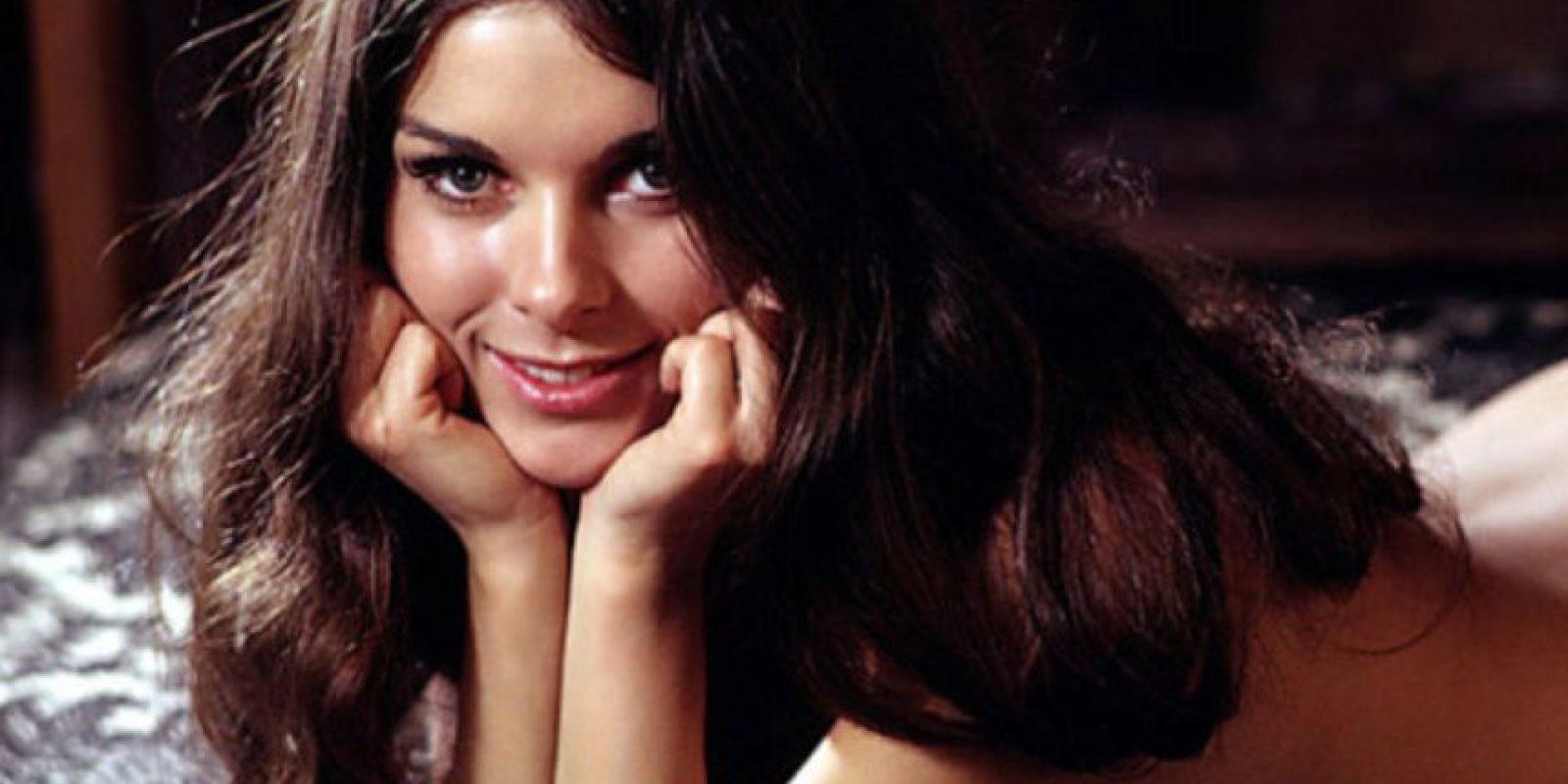 Paige Young fue Playmate en 1968. Se suicidó en 1974, disparándose en la cabeza. Foto:vía Playboy