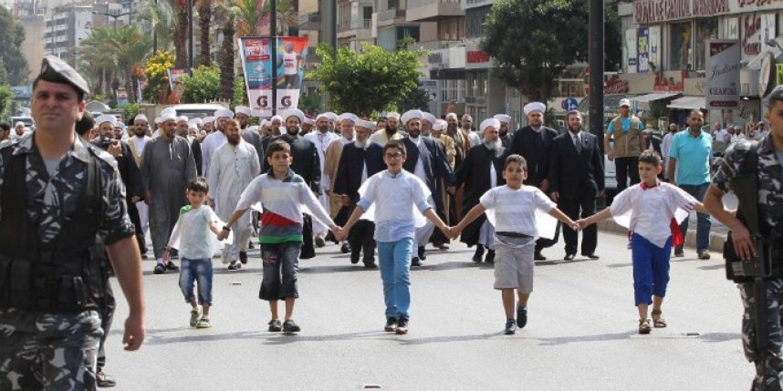 Algunos de ellos, niños e inocentes Foto:AFP