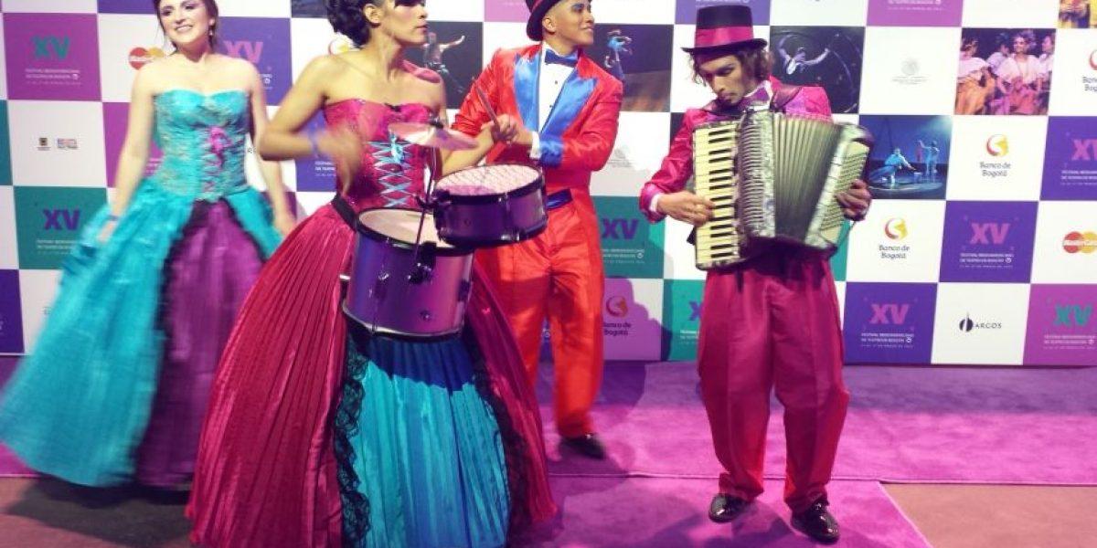 Así fue el lanzamiento del XV Festival Iberoamericano de Teatro
