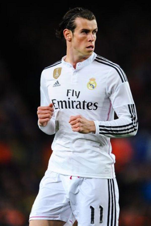 Gareth Bale llegó al equipo merengue en 2013, como el apoyo a Cristiano Ronaldo. Foto:Getty Images