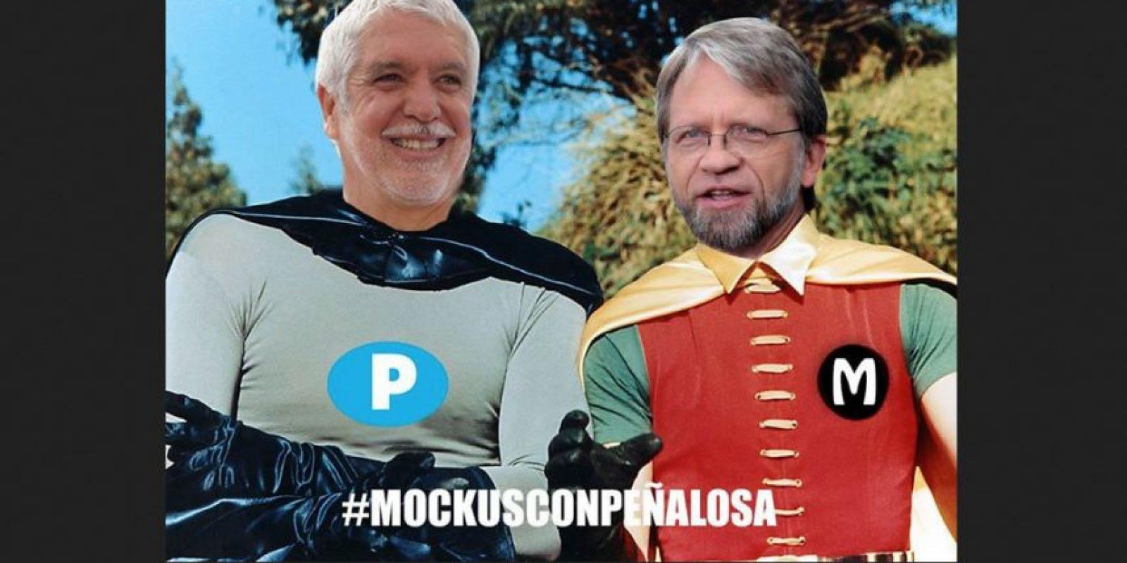 Foto:Tomado de la página oficial de Facebook del candidato Enrique Peñalosa.