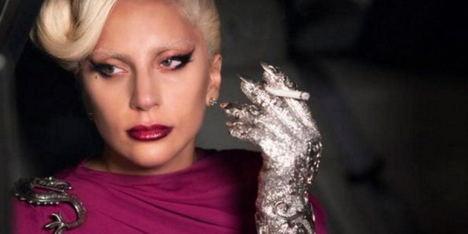 """Lady Gaga interpretará a """"Elizabeth"""" Foto:Instagram/LadyGaga"""