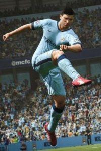 Sergio Agüero. Foto:EA Sports