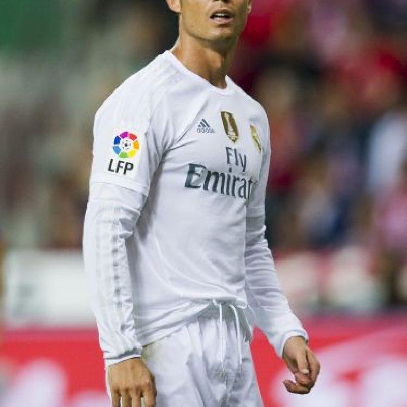 El portugués es la figura del Real Madrid. Foto:Getty Images