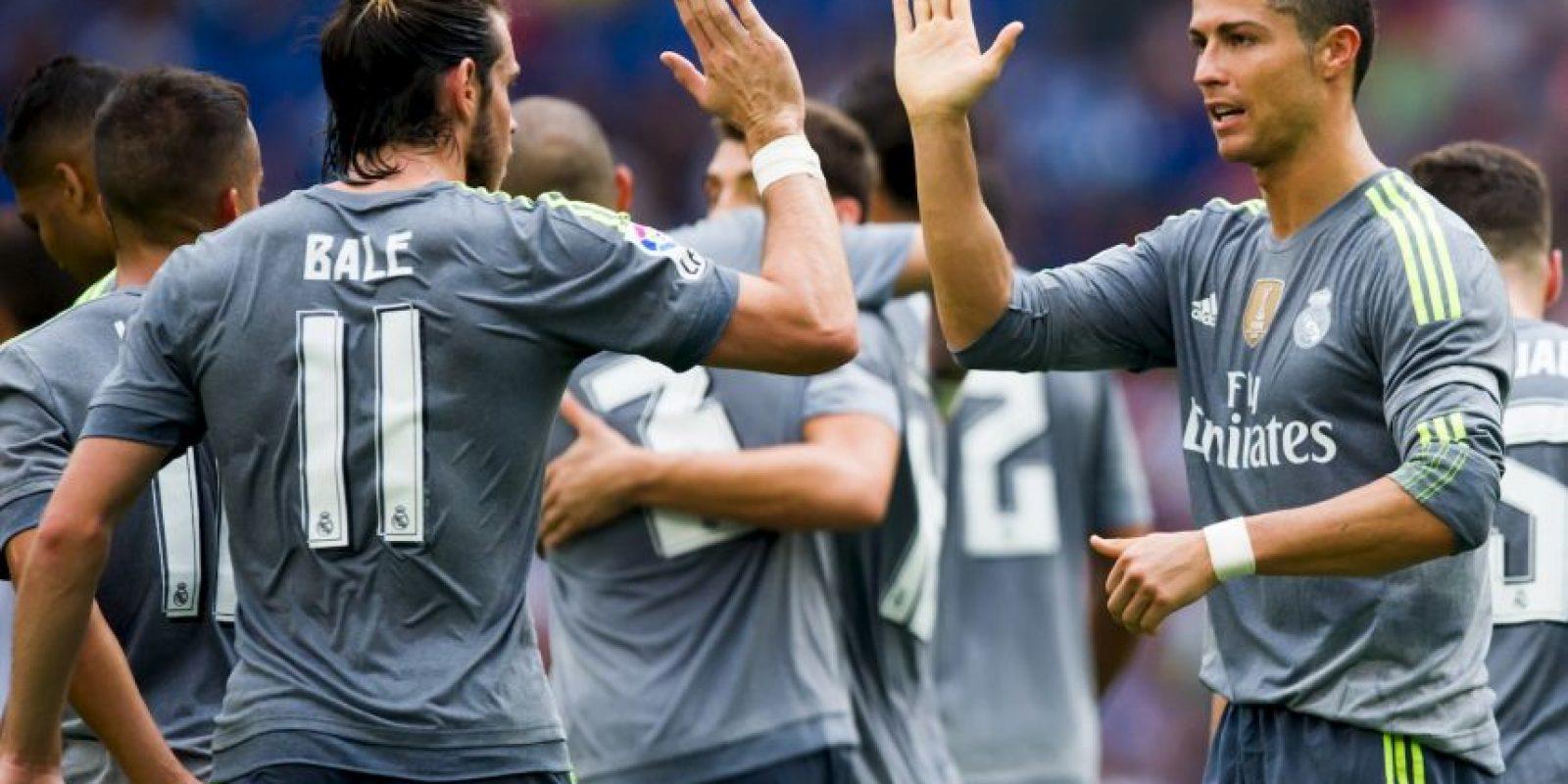 Cristiano Ronaldo y Gareth Bale estaban llamados a ser los líderes de un Real Madrid que dominara el fútbol de España y Europa… Foto:Getty Images