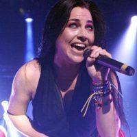 Lanzó un álbum solista el año pasado. Foto:vía Evanescence/Facebook