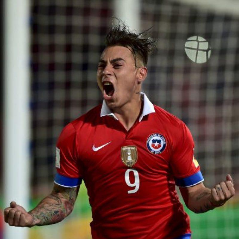 """Tras un duelo emocionante, la """"Roja"""" se llevó la victoria por marcador 4-3. Foto:AFP"""