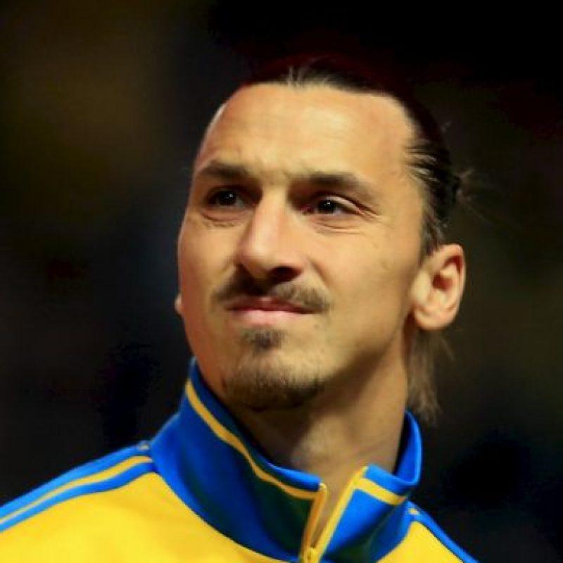 El delantero del PSG tiene 34 años. Foto:Getty Images
