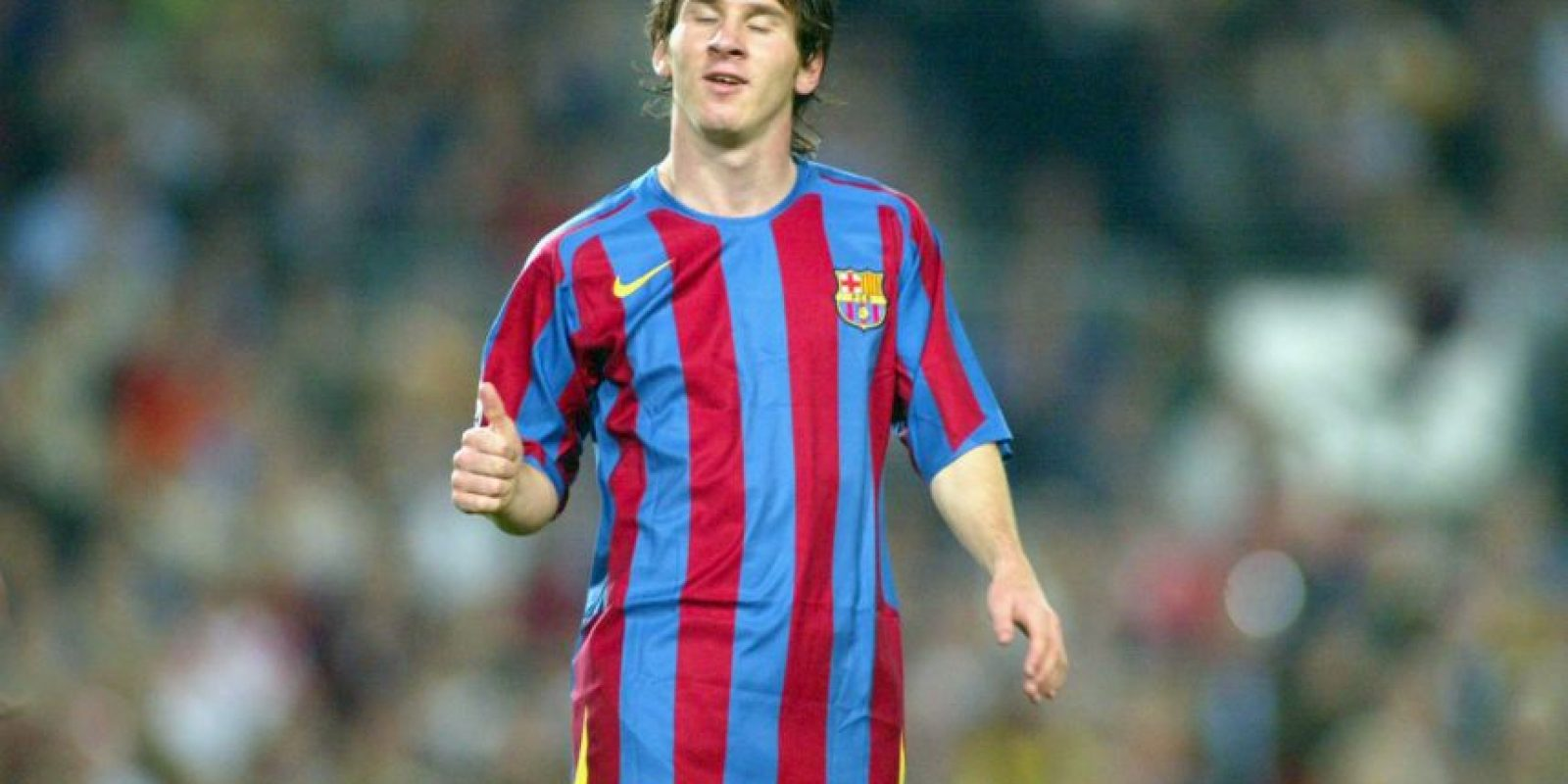 5. Lionel Messi (2005) Foto: Getty Images