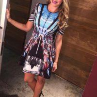 """Tiene 35 años y es una de las conductoras principales de """"Sports Center"""". Foto:Vía instagram.com/caroguillenespn"""
