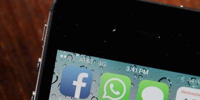 Facebook es la app que más consume batería en el iPhone. Foto:Getty Images