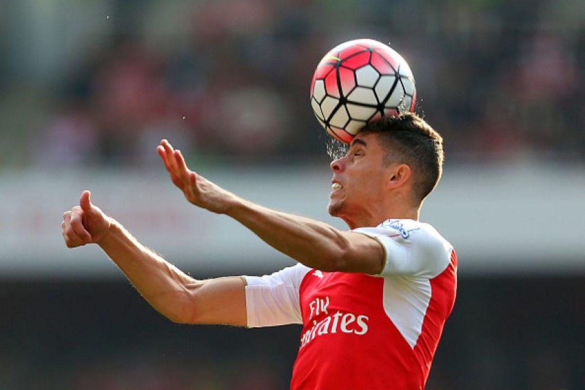 2. Gabriel Paulista (Arsenal/Brasil) Foto:Getty Images