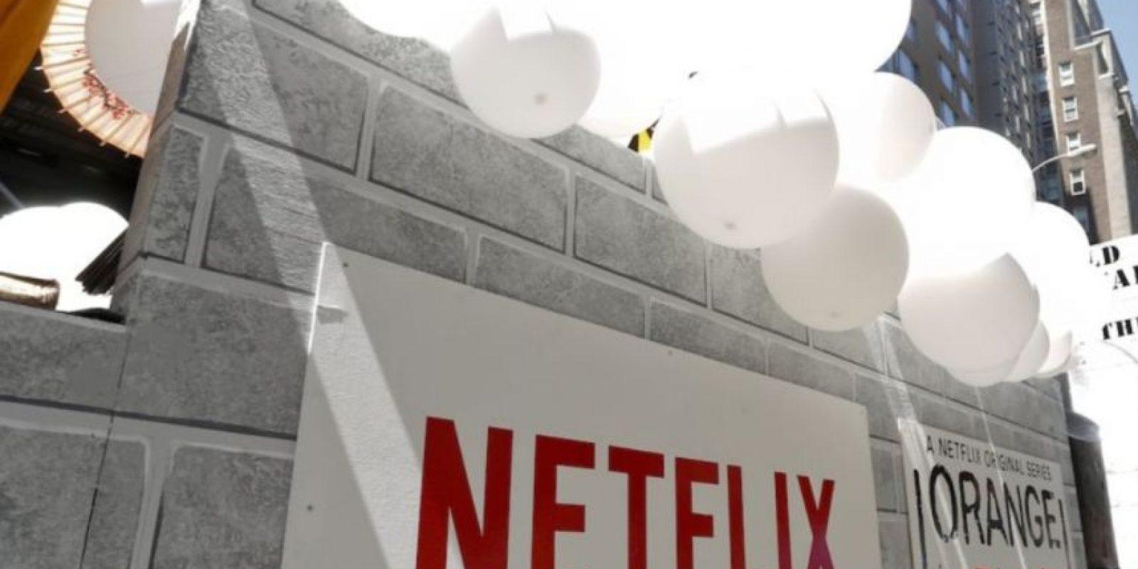 13- El suscriptor promedio de Netflix gasta en la página 90 minutos al día. Foto:Getty Images