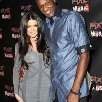 Todo ese tiempo, tanto Khloé como los integrantes de la familia Kardashian-Jenner estuvieron al pendiente del estado de salud de Lamar. Foto:Getty Images