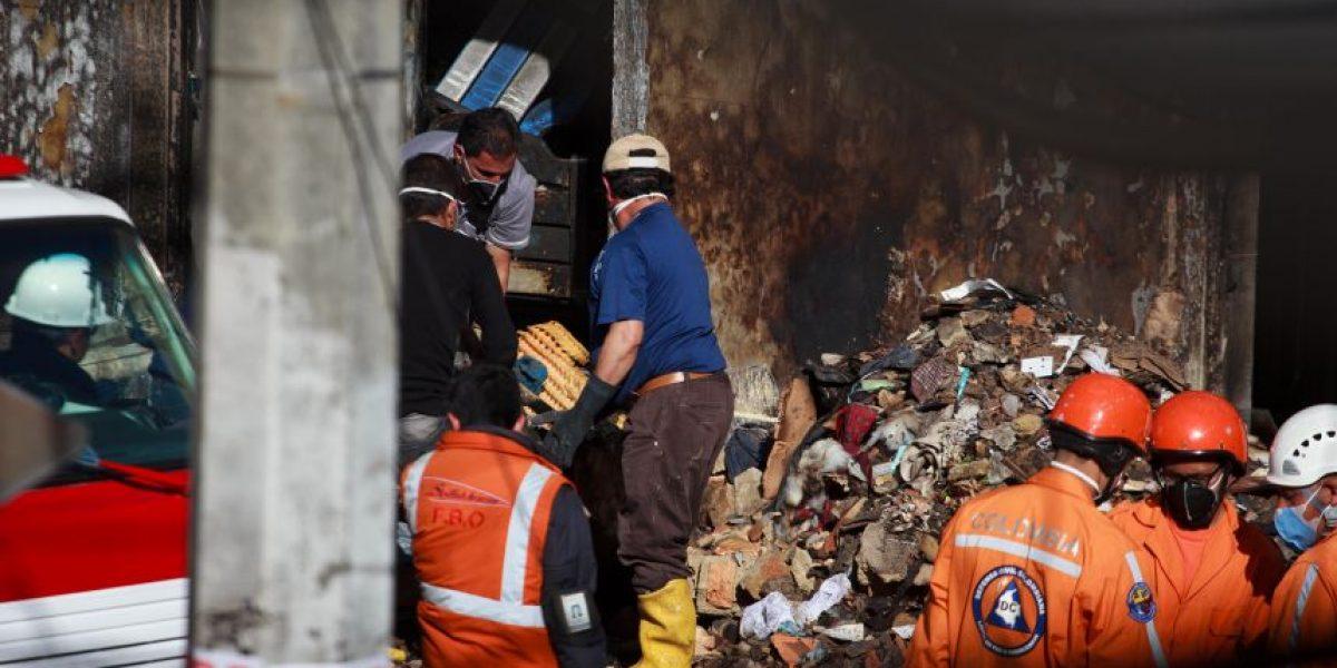 Investigan causas de la tragedia que ocasionó la avioneta en Bogotá