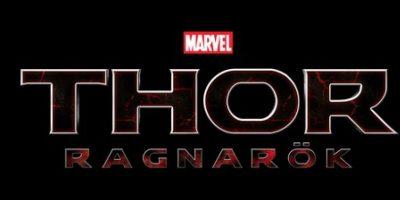 """""""Thor: Ragnarok"""" llegará a los cines el 3 de noviembre de 2'17. Foto:Marvel"""