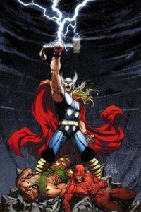 """Este malvado enemigo tiene todos los poderes del """"Dios del Trueno"""" Foto:Marvel"""