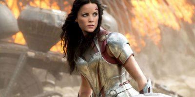 """Mientras que Jaimie Alexander encarnará a """"Lady Sif"""". Foto:Marvel"""
