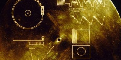 Las misiones Voyager de 1977 y 1979 tenían uno de estos Foto:Wikimedia