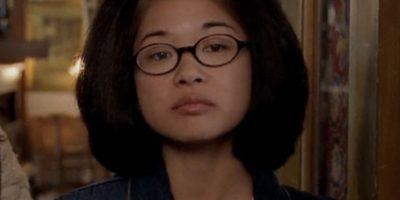 "Keiko Agena era ""Lane Kim"". Foto:vía The CW"
