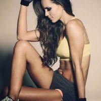 """La colombiana se describe como """"bloguera, modelo y loca por la moda"""" Foto:Vía instagram.com/catalinaaristizabalh"""