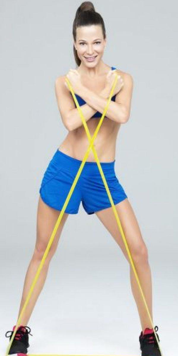 Otra colombiana adicta al fitness que tiene más de 246 mil seguidores en las redes sociales Foto:Vía instagram.com/estefiborge