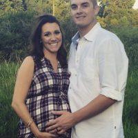 Esposa de Adisson Reed, pitcher de los Royals. Foto:Vía twitter.com/cadyondo