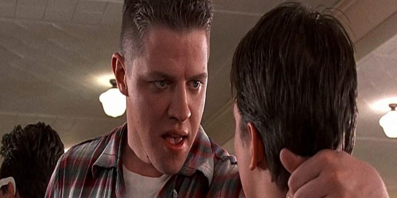 Biff Tannen/Griff Tannen (Thomas F. Wilson) Foto:Vía imdb.com