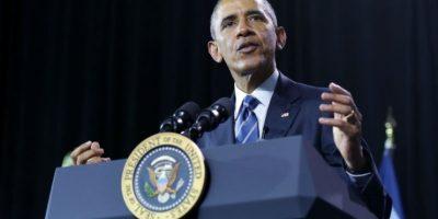 El presidente estadounidense Barack Obama, señaló a las drogas como una amenaza para su país. Foto:AFP