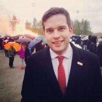 10. Gabriel Wikström Foto:Instagram @GabrielWikstrom
