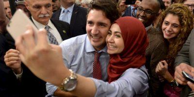 Habla inglés y francés, las dos lenguas oficiales de Canadá. Foto:AP